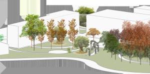 progettazione aree verdi