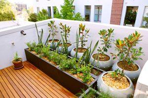 Garden designer terrazzi