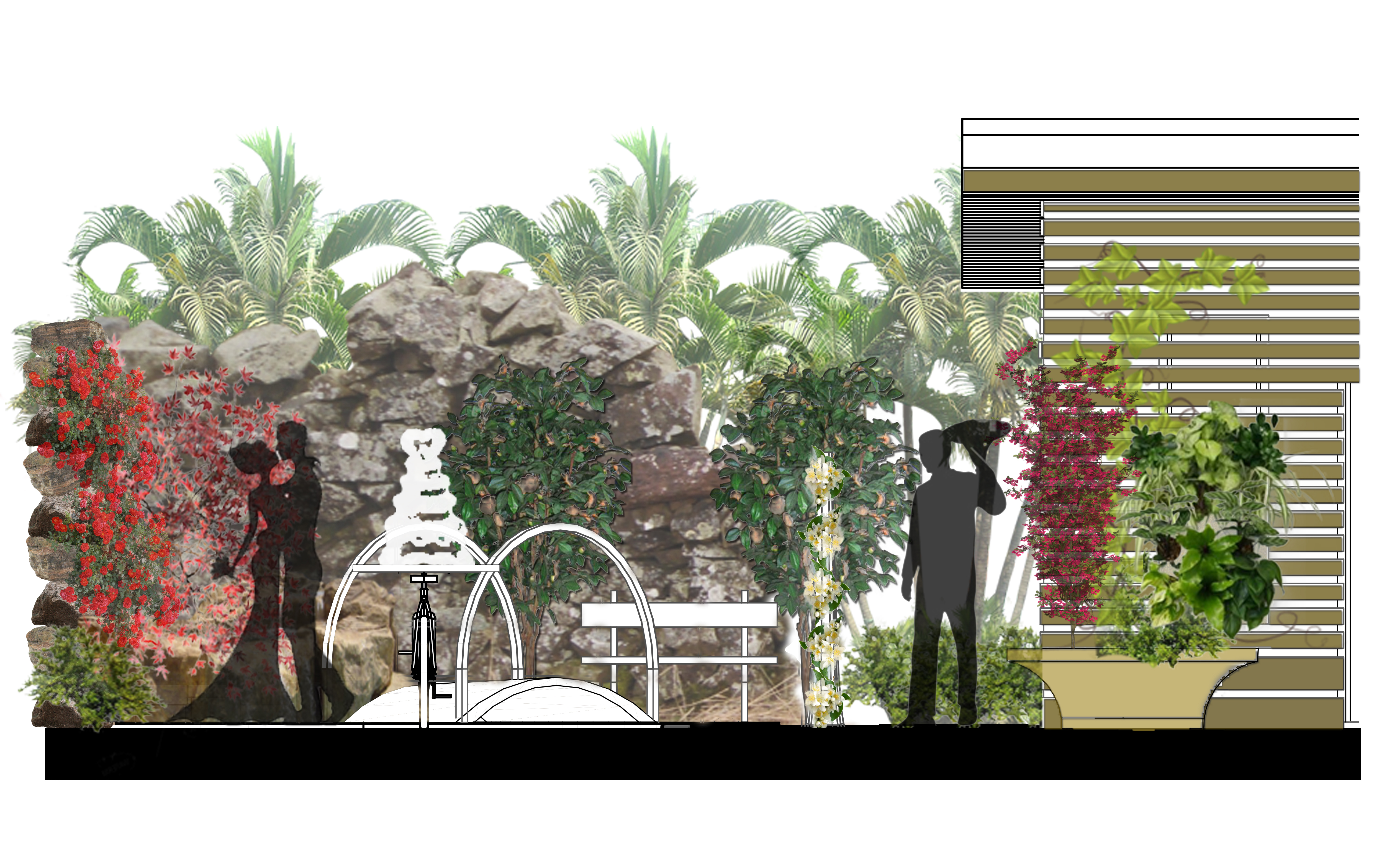 Design per Edra Palace hotel