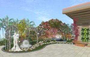 Garde designer Edra Palace hotel